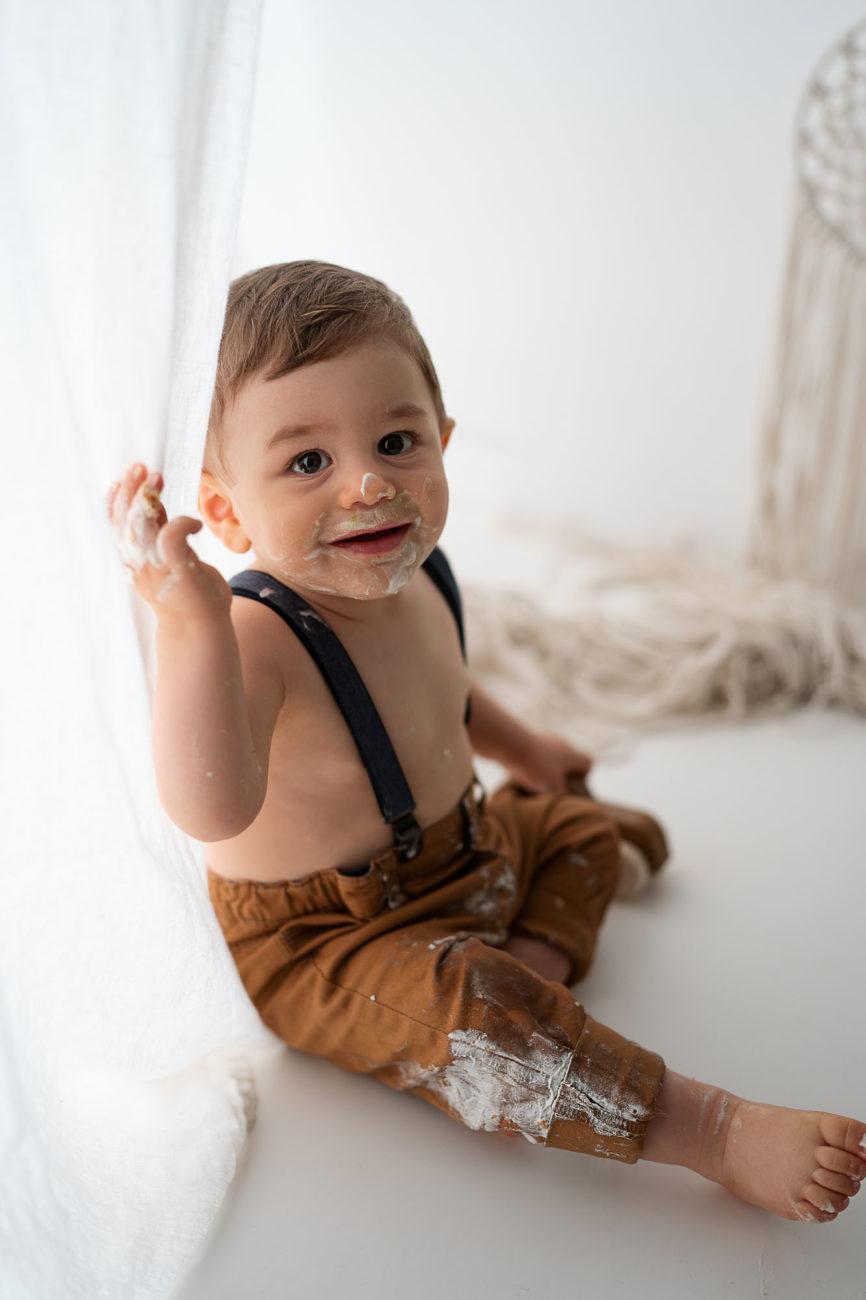 Servizio fotografico primo compleanno - Fotografie per sempre