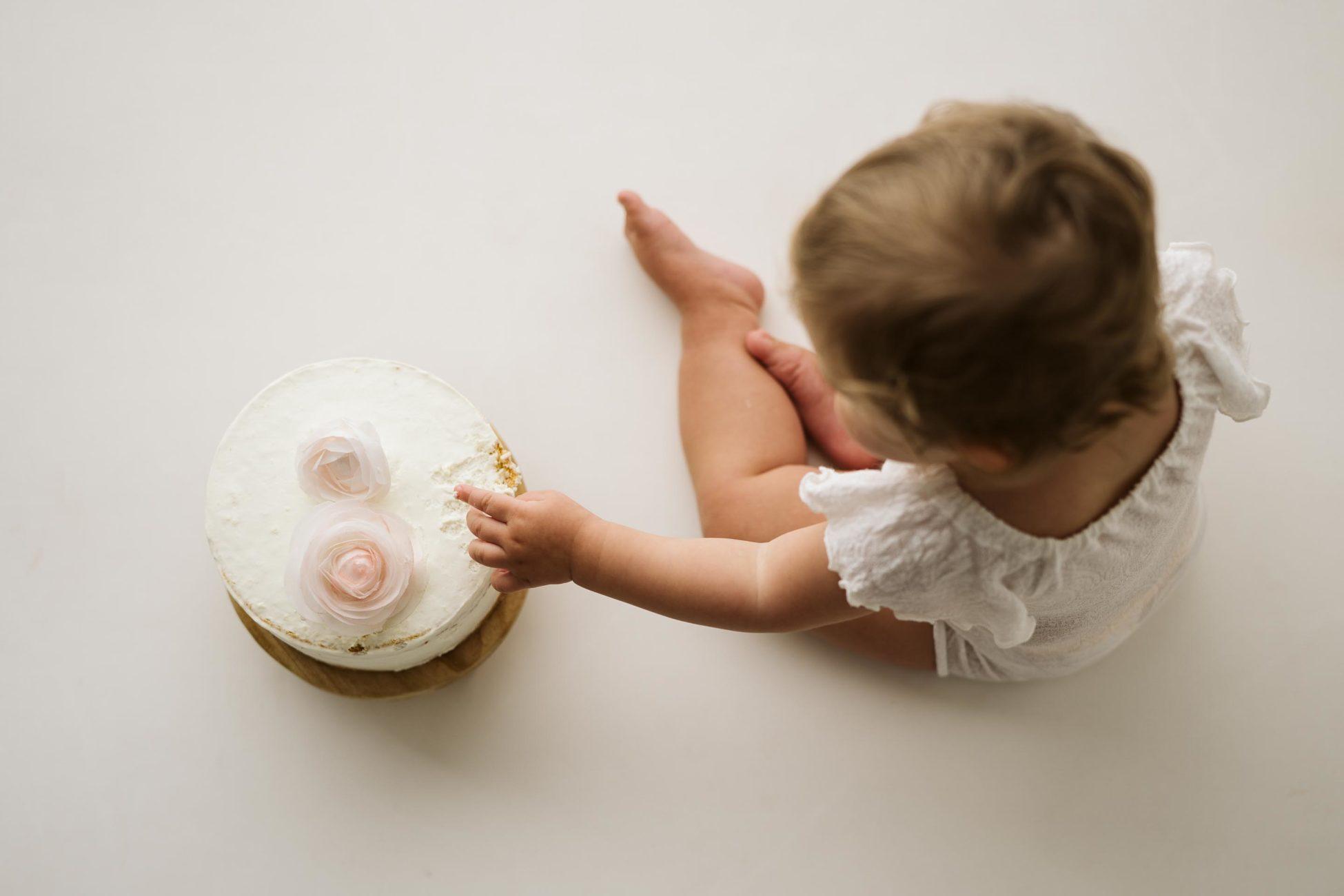 Servizio fotografico smash cake - Fotografie per sempre