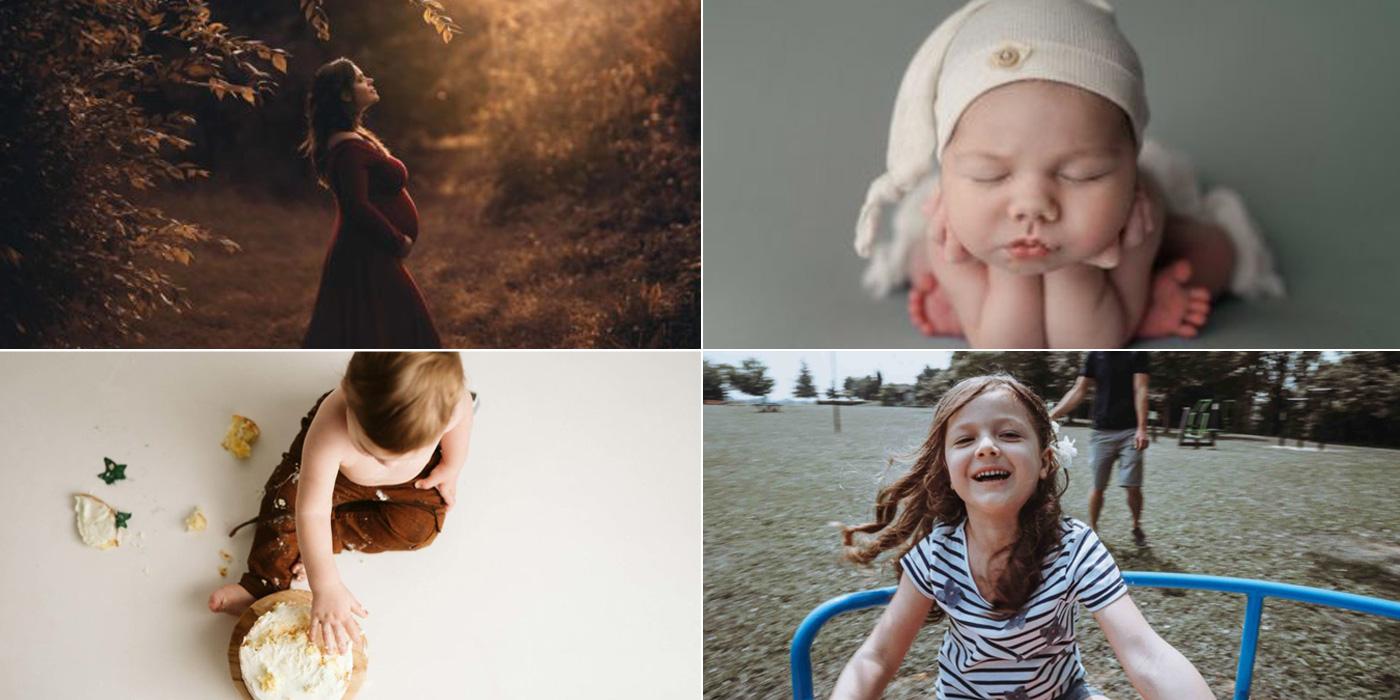 Miglior fotografo maternità professionale - Fotografie per sempre